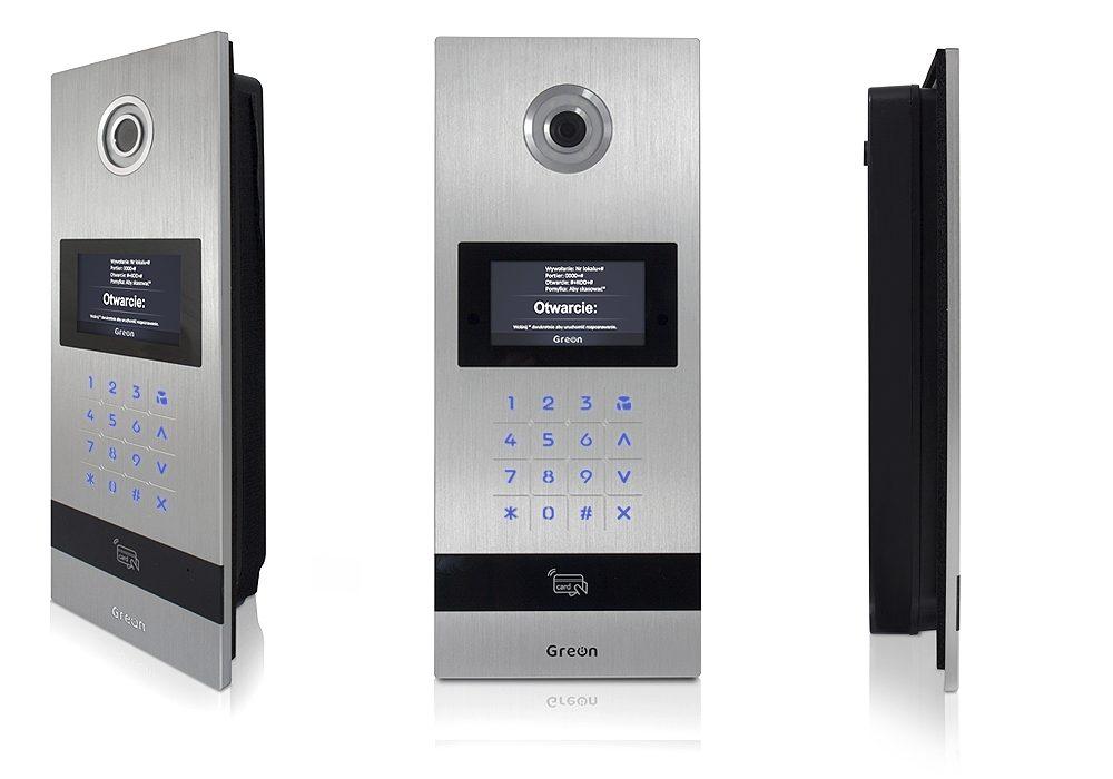 wideodomofon IP GR-OS2 SIP / VoIP