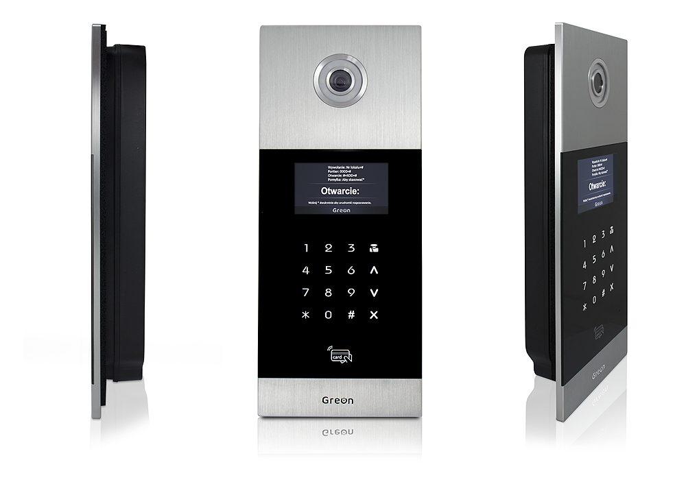 wideodomofon IP GR-OS3 SIP / VoIP