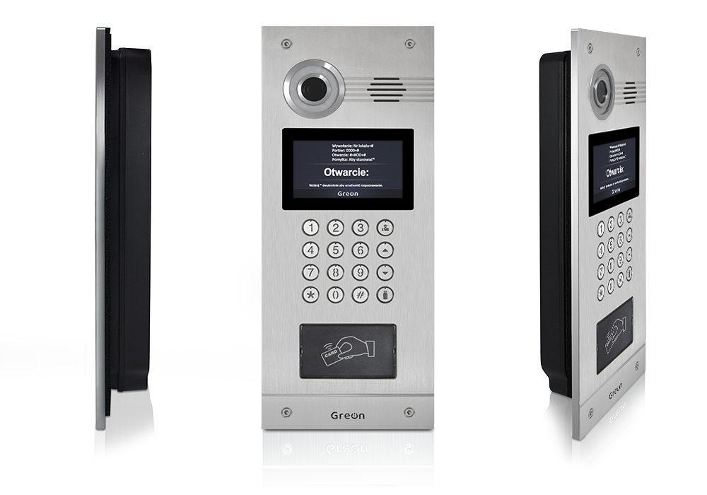 wideodomofon IP GR-OS1 SIP / VoIP