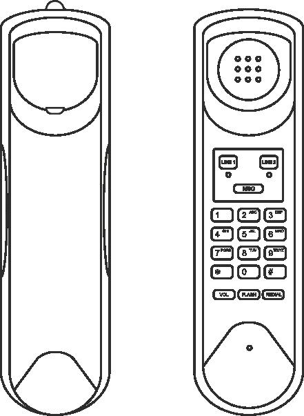 wideodomofon IP GR-IS11-BA SIP / VoIP