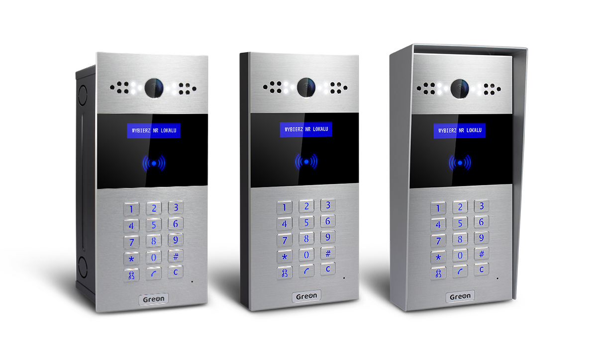 wideodomofon IP GR-OS5
