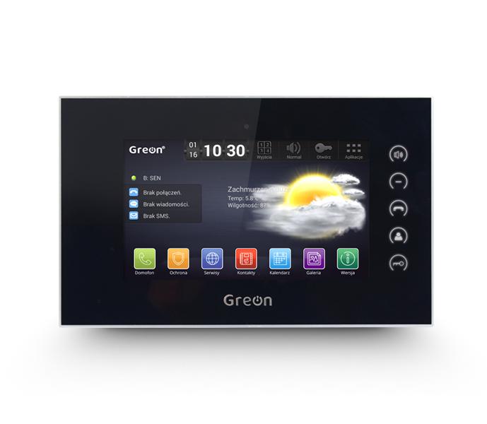 wideodomofon Greon IP GR-IS1-BA
