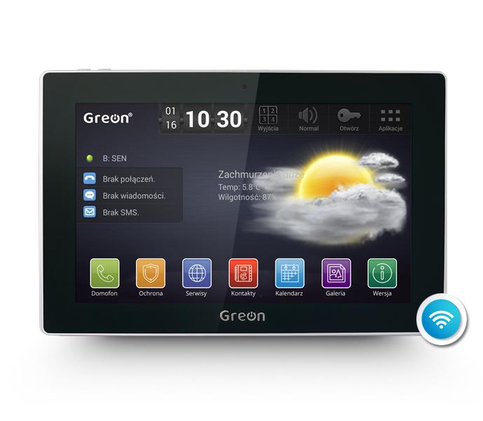 wideodomofon IP Greon GR-IS11-BA