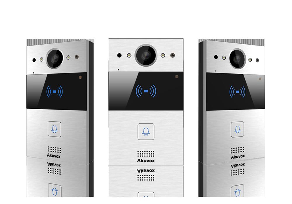 Wideodomofon IP SIP Akuvox R20A