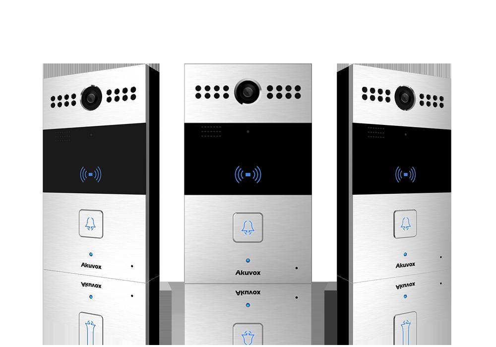 Wideodomofon IP/SIP Akuvox R26C