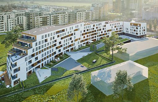 Apartamenty Bokserska - Warszawa