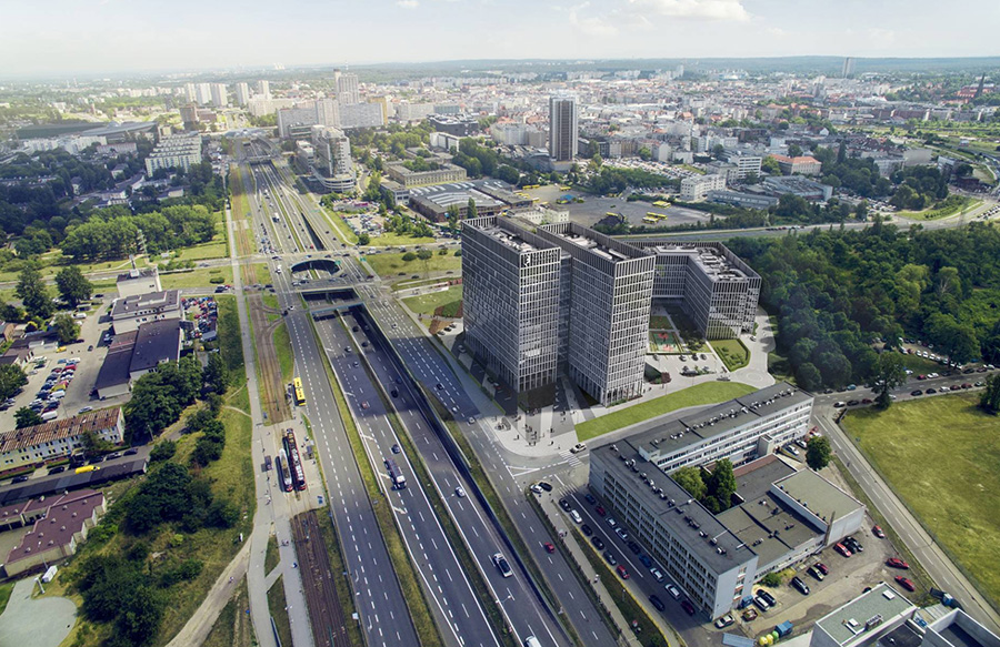 Face2Face Business Campus - Katowice