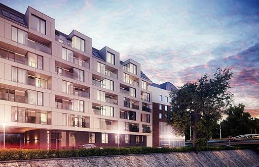 Marina Iława Apartamenty nad jeziorem