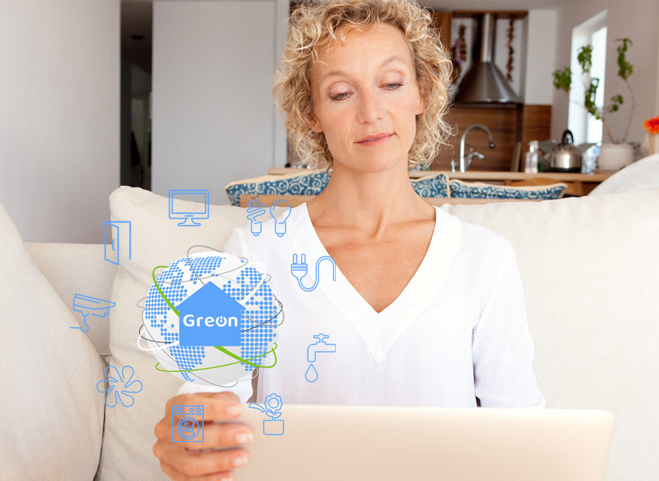 Wideodomofon IP Greon - Integracja z automatyką budynku / IoT, monitoringiem CCTV, urządzeniami VoIP