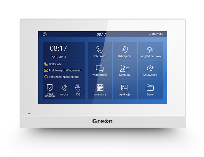wideodomofon IP Greon GR-IS4-SL