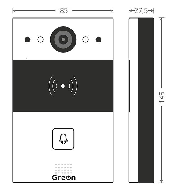 Panel Greon GR-OS6